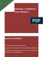 Contratación y Comercio Electronico