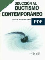 Introducción Al Conductismo Contemporaneo