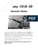 Germany Revsion Booklet (Unit 2)