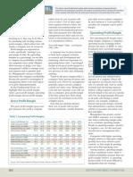 Profit Margin Analysis