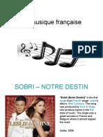 la musique francaise lesson