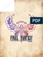 Final Fantasy RPG 3,5 Versão PC- By Fernanda Parker