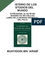 Mohyiddin Ibn Arabi El Misterio Custodios Del Mundo Completo