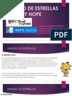 Mundo de Estrellas y Hope PDF