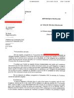 Jugement TA de Poitiers 23/12