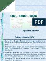 Clase 11 OD-DBO-DQO