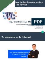 Administración Herramienas Digitales en Las PyMEs