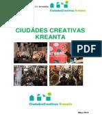 Ciudades Creativas Kreanta 2008-2014