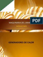 Maquinaria Del Obrador