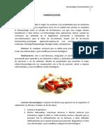 3- Farmacologia. Vía de Adm. de Fármacos. Farmacocinética.