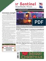 December 24, 2015 Courier Sentinel