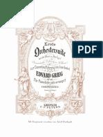 Grieg - Peer Gynt - Ases Tod