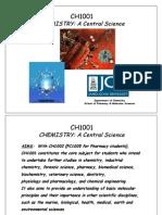CH1001_2010(Atom 1)_notes