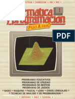 01 Infomtic y Program Paso a Paso