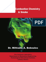Wildfire Combustion Chemistry and Smoke