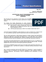 Aviation Fuel Bulletin 51 AFQRJOS Issue 26 May 2012