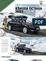 Catalog Accesorii Octavia 2015