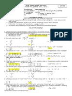 (Fin 23)Soal Try Out Un Matematika Ipa Sma 2012