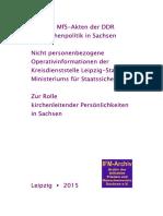1987 MfS und kirchenleitende Personen in Sachsen