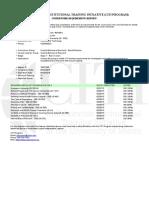 citicompletionreport elif