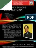 Dr Pedro Brito