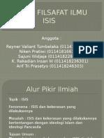 Tugas Filsafat Ilmu Isis