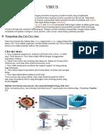 Materi Virus Biologi X SMA
