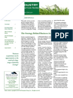 Green Industry Merger News March 2010
