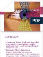 Computer Vision Syndrom