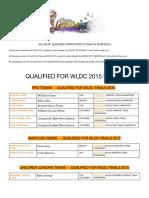 Wldc 2015