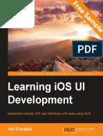 Learning iOS UI Development - Sample Chapter