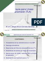 Apartarrayos LTs y Coord de Aisl