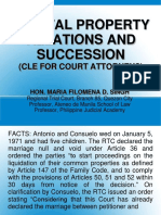 Marital Property Reletions and Succession_Judge_Singh