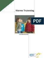 Warme Truiendag 2009 Activiteitenboekje