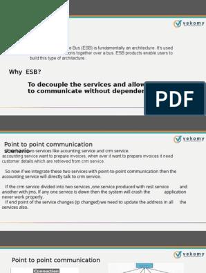 Mule-esb 1 ppt | Hypertext Transfer Protocol | Port