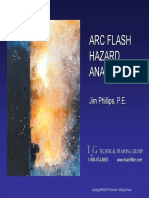 10 - Arc Flash Hazards