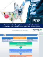 United States Hospital-acquired Infections Prevention Market Report, 2010-2020