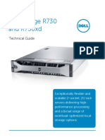 R730 and R730xd Technical Guide