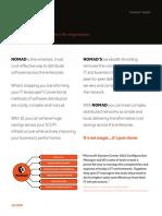 Nomad Product Data Sheet – 1E