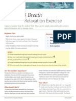 4 7 8 Breath Handout