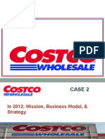 Costco case from Strategic Management