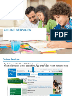 BUPA Online Services