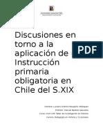 Congreso Pedagógico de 1889 en Chile Del S.xix
