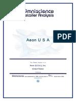 Aeon U S a United States