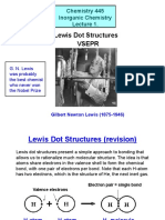 Lewis Dot Structures