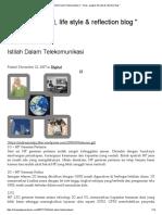 Istilah Dalam Telekomunikasi _ _ Indraj - Gadget, Life Style & Reflection Blog