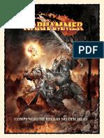Warhammer Fantasy Compendio de Reglas No Oficiales