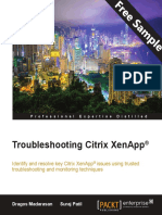 Troubleshooting Citrix XenApp® - Sample Chapter