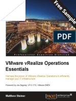 VMware vRealize Operations Essentials - Sample Chapter