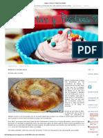 Tapitas y Postres Rotollo Alla Nutella